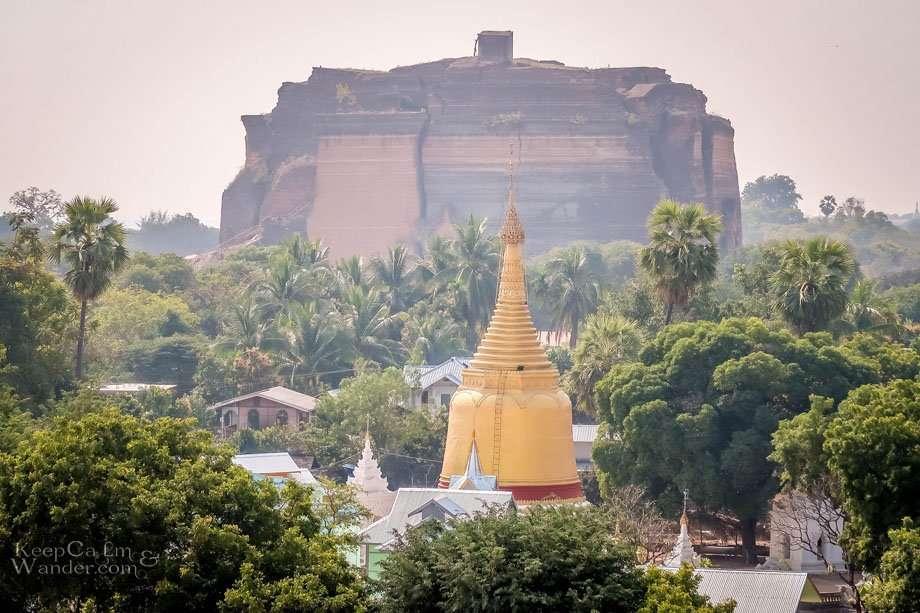 Things to do in Mingun (Mandalay)