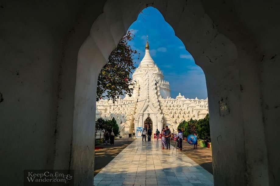Things to do in Mingun Mandalay Myanmar