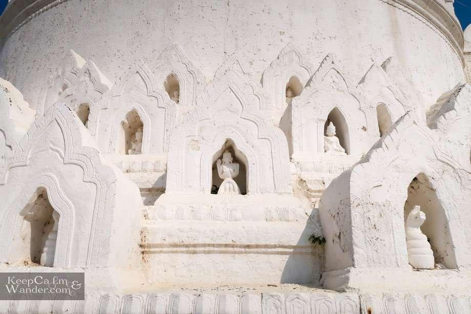 Hsinbyume Temple Mandalay Myanmar
