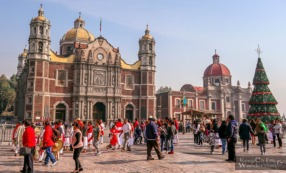 Our Lady of Guadalupe Basilica in Mexico City is a Must for Pilgrims