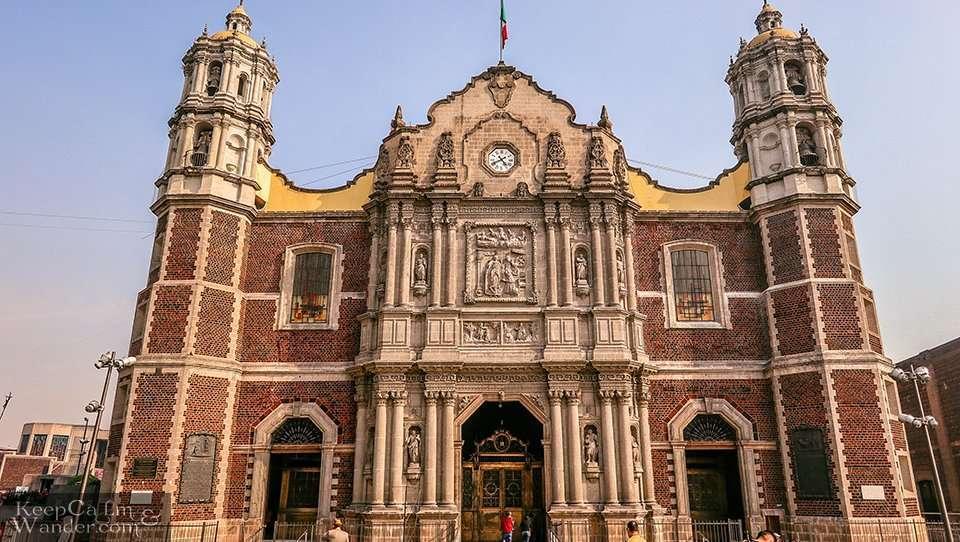 Basílica de Nuestra Señora de Guadalupe (Mexico City)