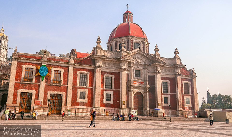 Tourist attractions in Mexico City