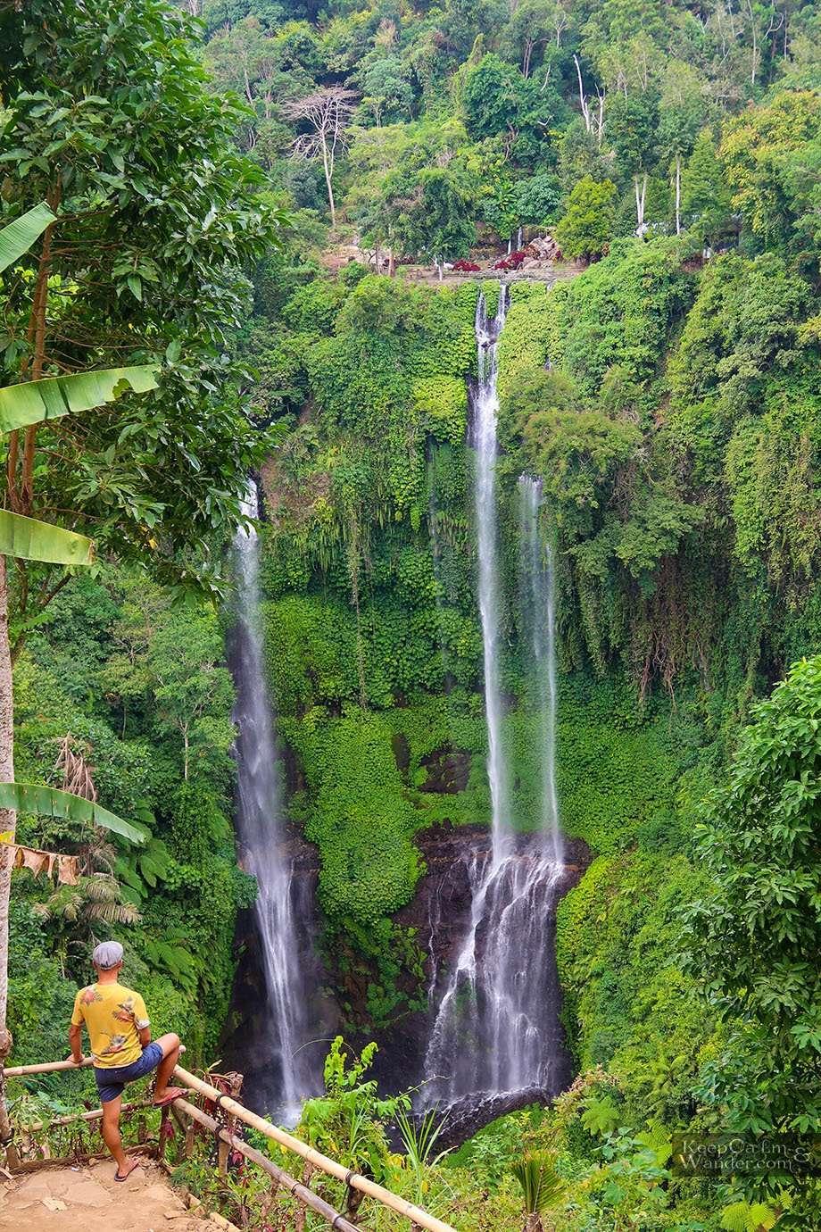 Sekumpul Waterfall - Bali's Best Waterfall?