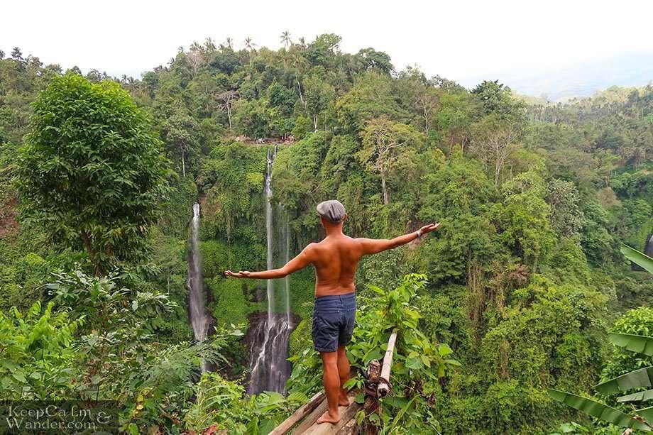 Air Tejun Waterfall Bali