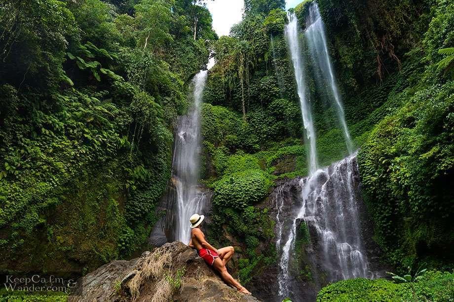 Air Tejun Waterfalls Bali