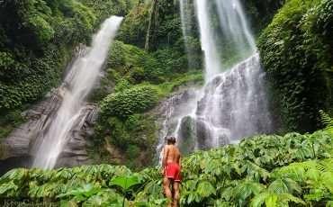 Sekumpul Waterfalls Bali 9