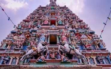 Sri Mahamariamman Temple Kuala Lumpur Malaysia 10