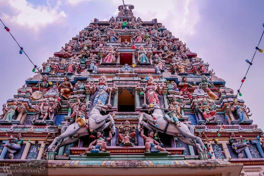 Sri Mahamariamman - The Oldest Hindu Temple in Kuala Lumpur