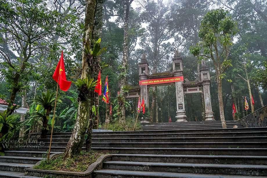 Things to do in Ba Vi Hanoi Vietnam