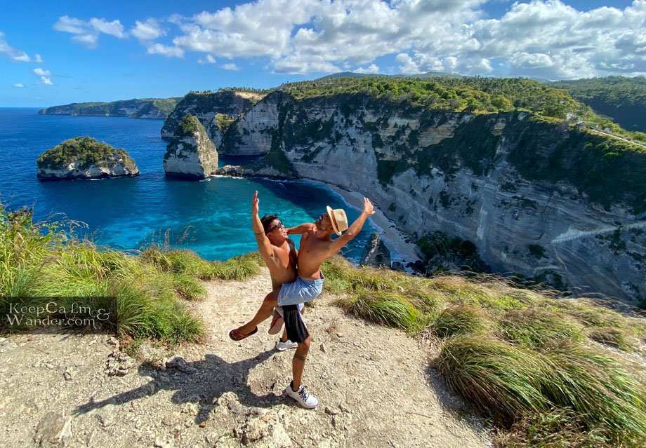 Gay traveler Bali