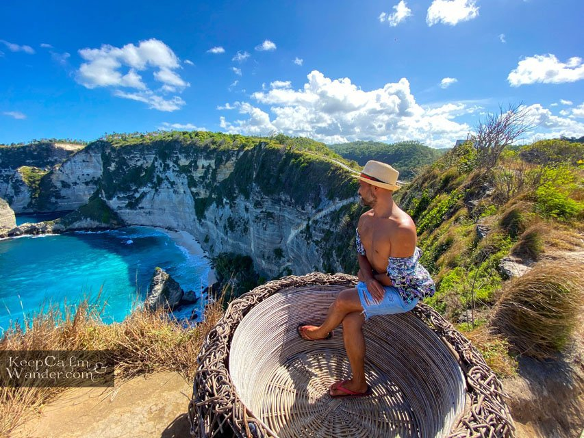 Diamond Beach on Nusa Penida Island is Dangerously Beautiful