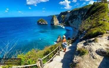 Diamond Beach – Nusa Penida Bali Travel Blog 15