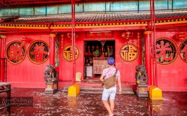 Jakarta Chinatown Temples Indonesia 1