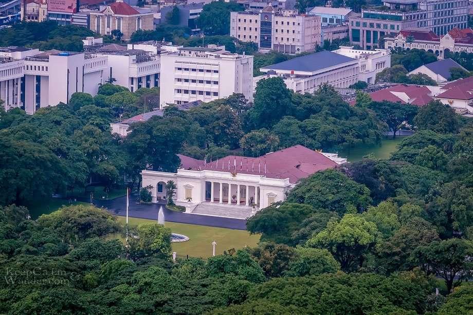 White House Jakarta Indonesia