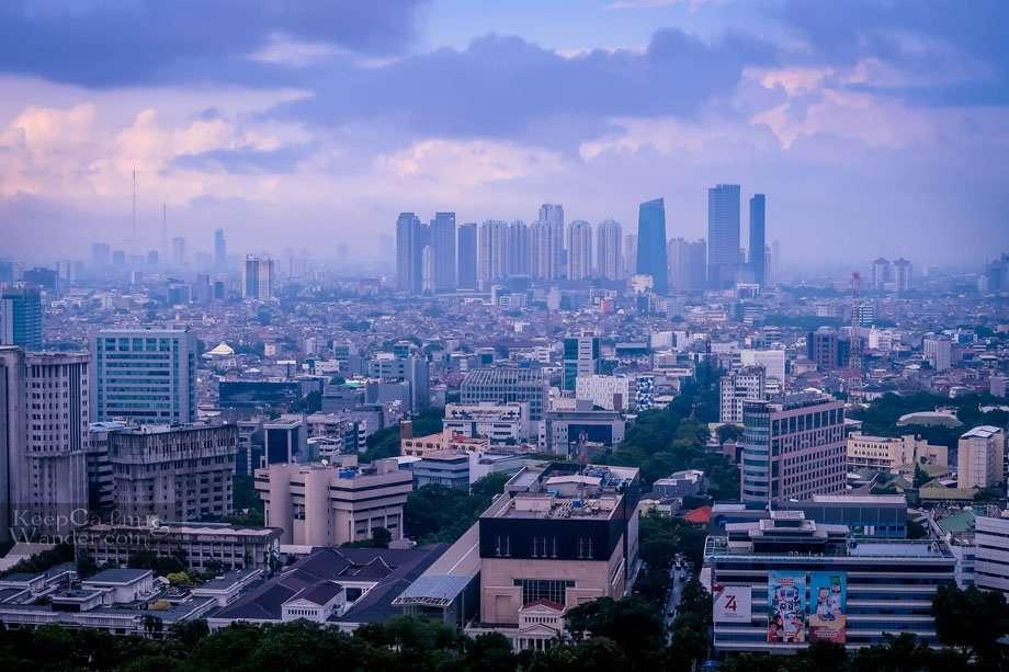 Sightseeing in Jakarta Indonesia