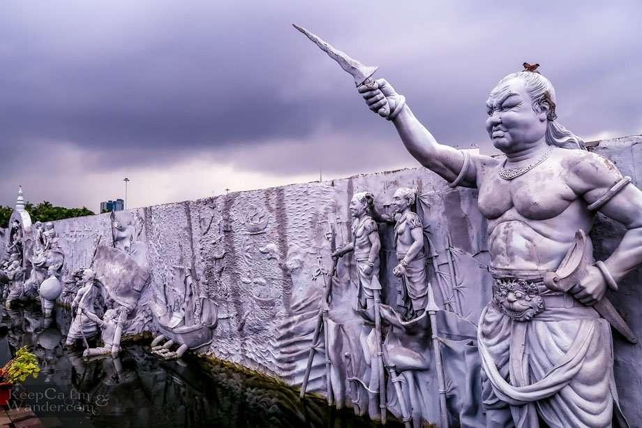 Nasional Monumen Monas Jakarta