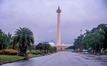 Jakarta National Monument Tugu Monumen Indonesia 4