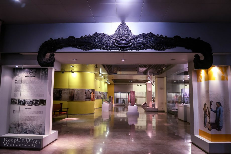The National Museum in Jakarta