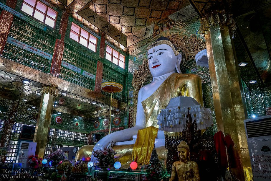 Tourist attractions in Sagaing (Mandalay)