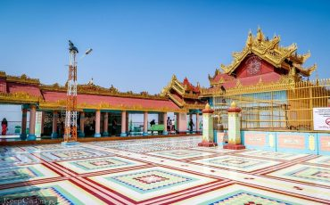 Swam Oo Pon Nya Shin Paya : Soon U Pon Nya Shin Paya – Sagaing Mingyun Mandalay 8