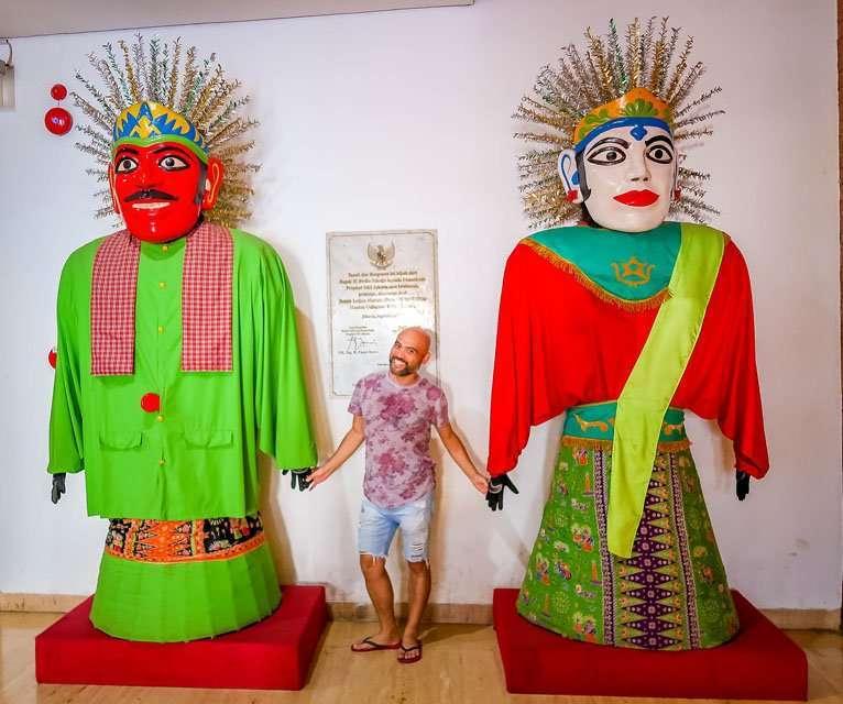 Wayang Museum Jakarta IJava Indonesia