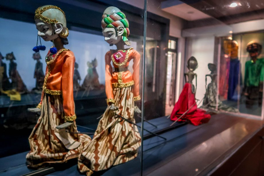 Wayang Museum - A Culture of Puppetry on Display (Jakarta, Indonesia)