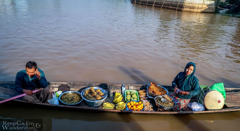 Phaung Daw Oo Pagoda Myanmar