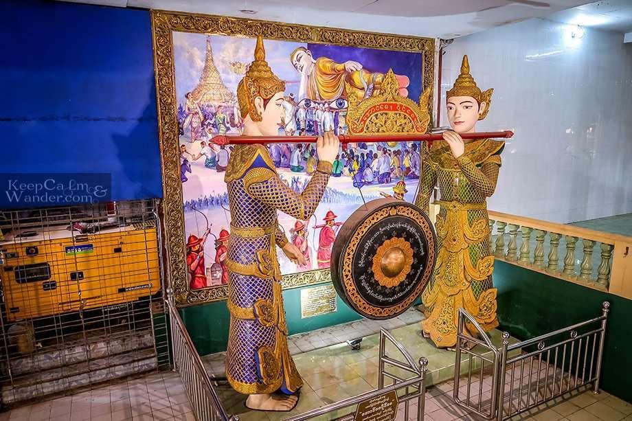 Burmese cultural symbols