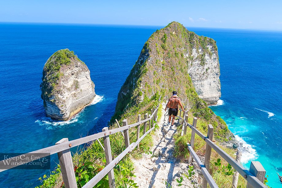 Tourist attractions in Nusa Penida