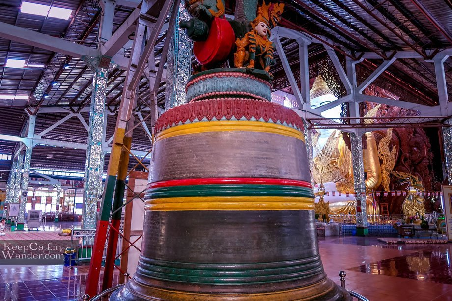 bell temple buddhist