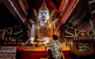 Nga Htat Gyi Pagoda Yangon Myanmar 14