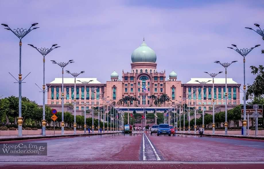 A Walking Tour in Putrajaya - Without a Map