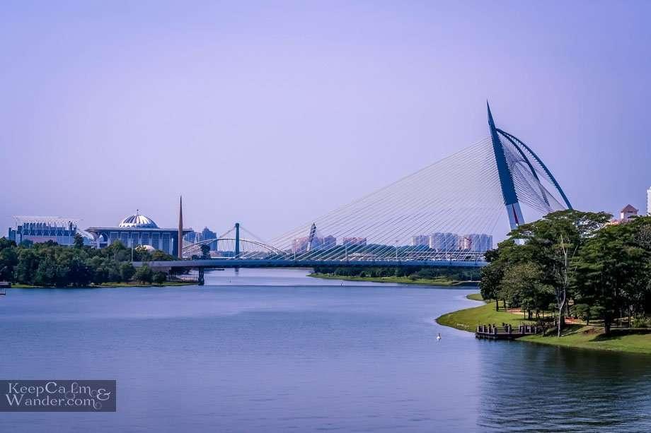 Tourist attractions in Putrajaya - A Day trip from Kuala Lumpur (Malaysia)