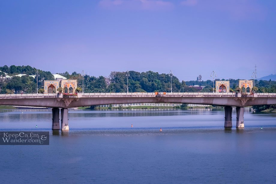 Tourist attractions in Putra jaya - A Day trip from Kuala Lumpur (Malaysia)