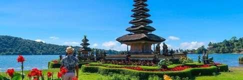 Ulun Danu Beratan Temple Bali 3