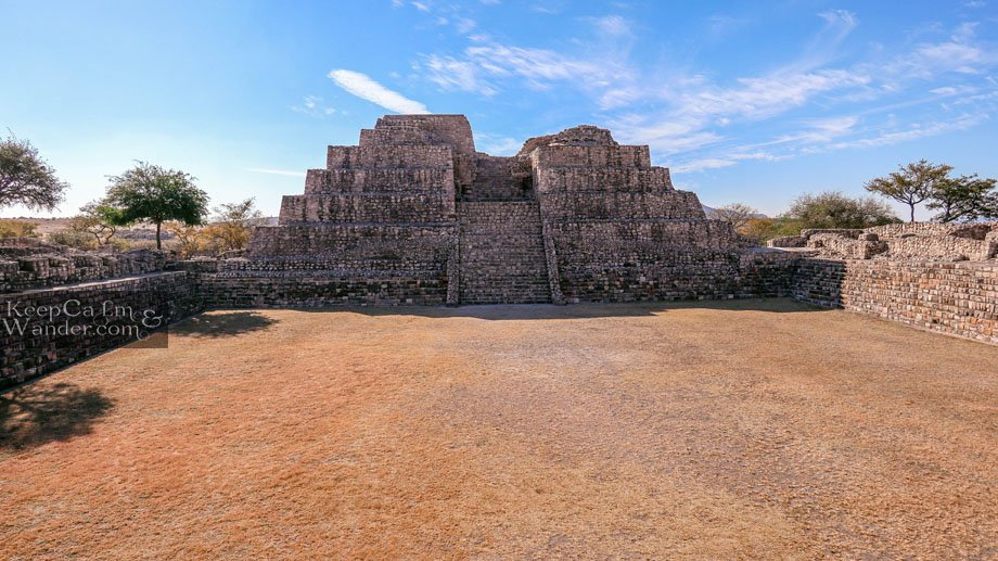 Cañada de la Virgen Pyramids - The Attraction Less Visited in Mexico