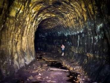 Glowworm Tunnel Australia