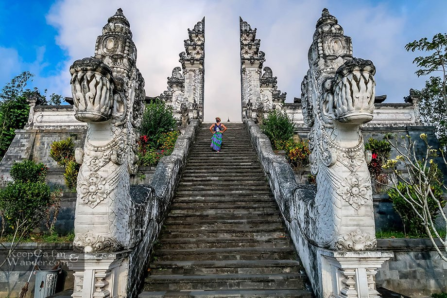 Lempuyang Tempe Gate of Heaven Bali
