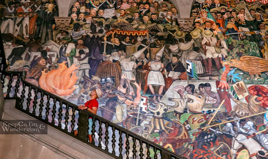 The Mural and Paintings of Deigo Rivera