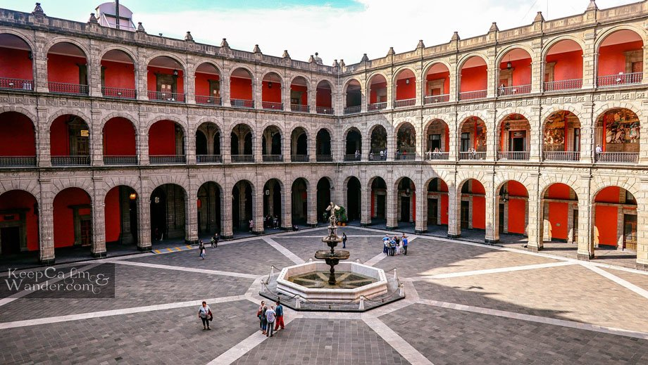 National Palace (Mexico City)