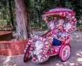 Rickshaw Melaka Tuktuk Malaysia Malacca 1