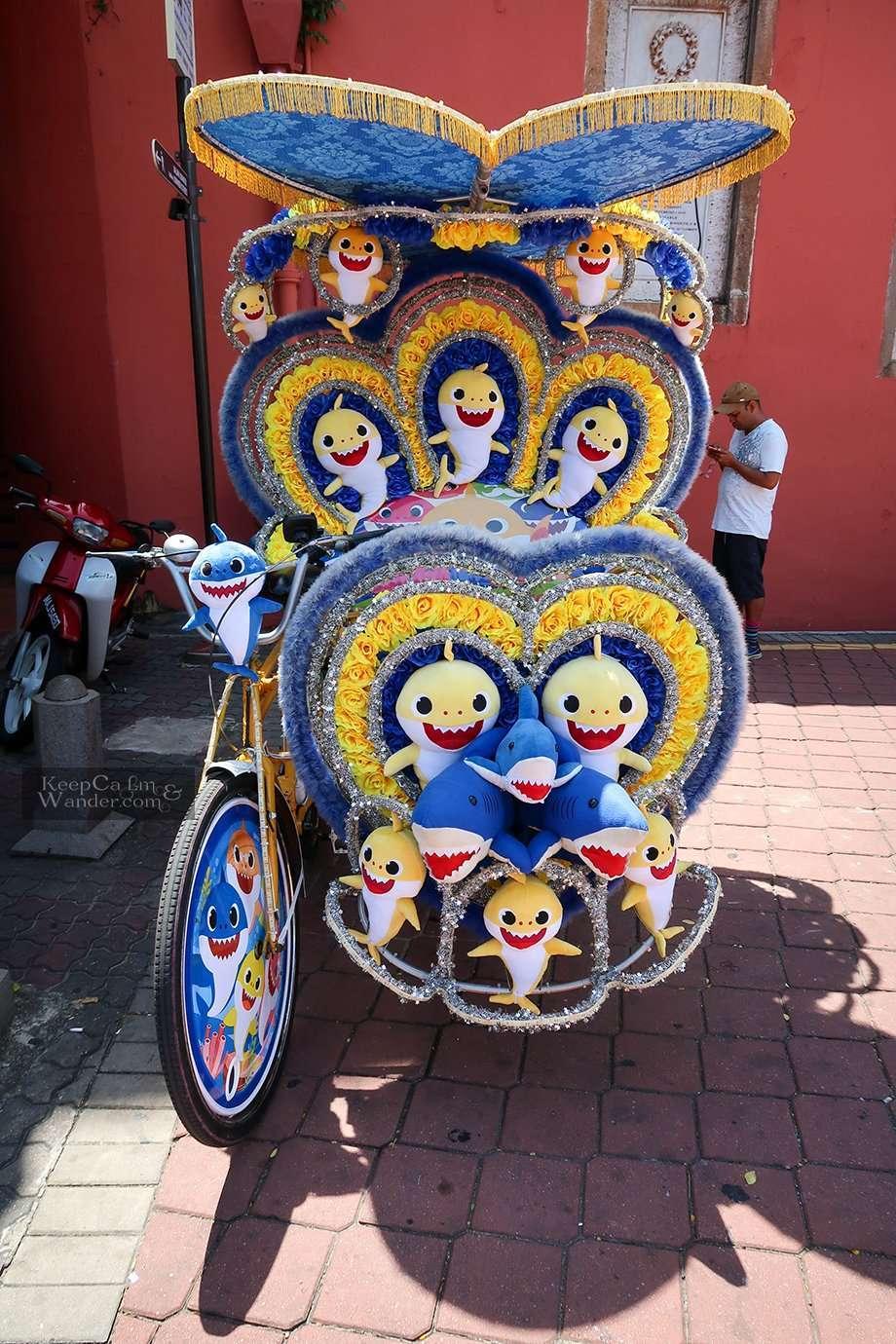 Tuktuk Meleka Mayaysia
