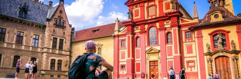 St Vitus Cathedral Prague 10