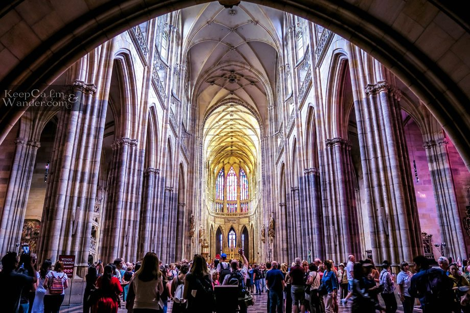Tourist attractions in Prague