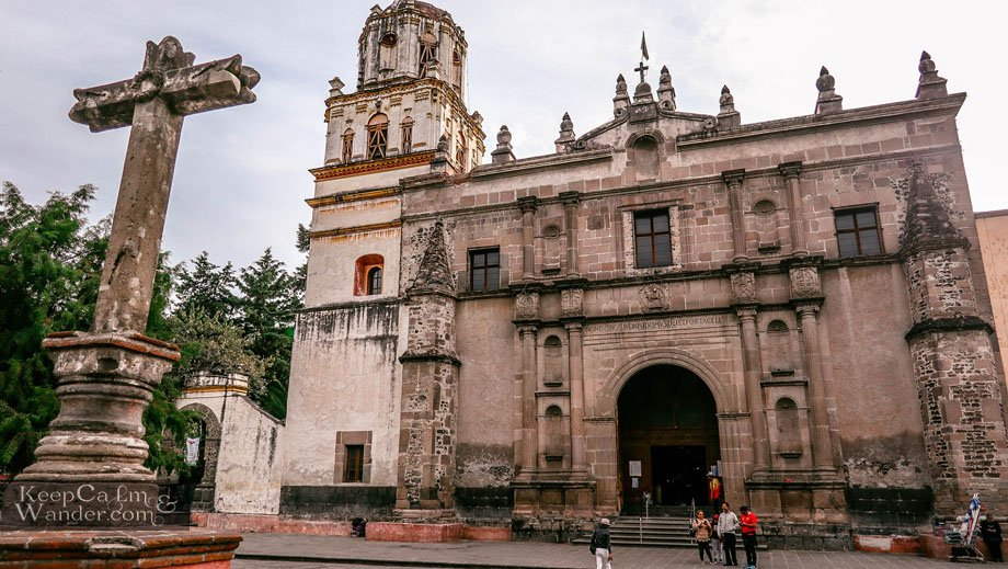 Church of San Juan Bautista (Mexico City).