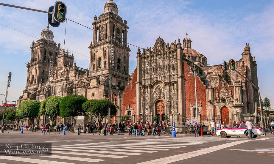 Metropolitan Cathedral in Mexico City - The Oldest and Largest Cathedral in Latin America