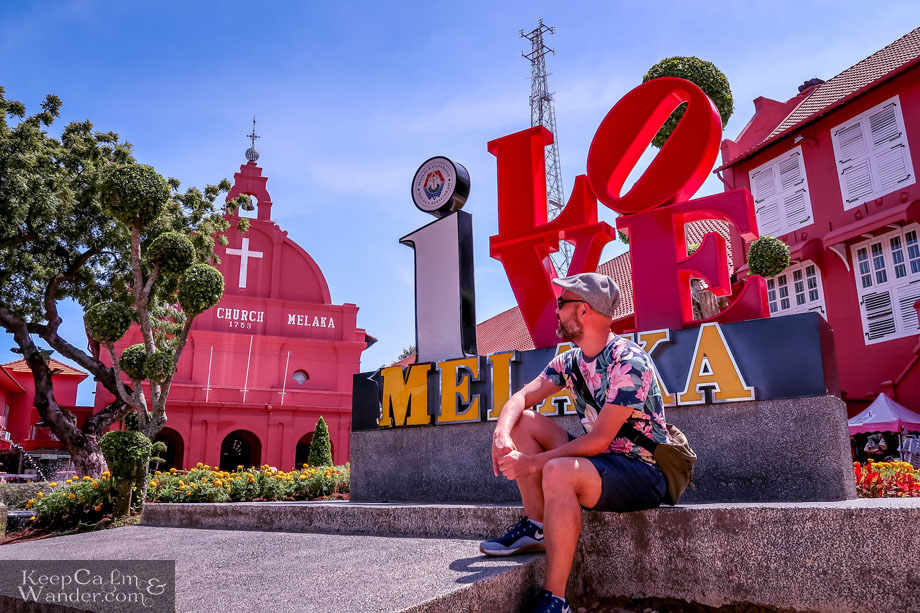 Malaka Walking Tour - Guiding Myself Through the Old City