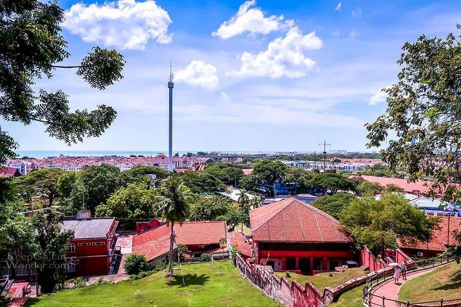 Menari Taming Sari (Melacca, Malaysia)