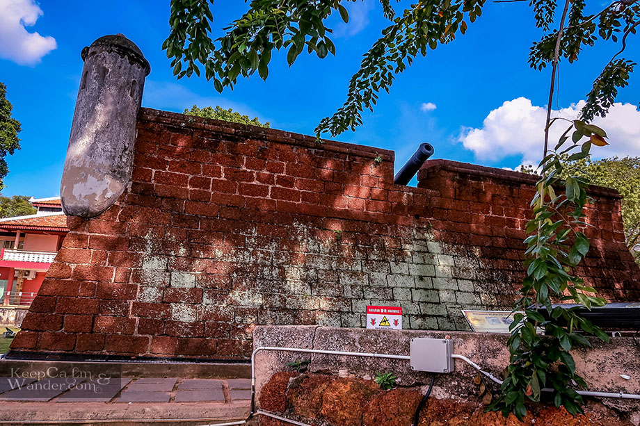 Portuguese Port - Things to do in Melaka (Malaysia)