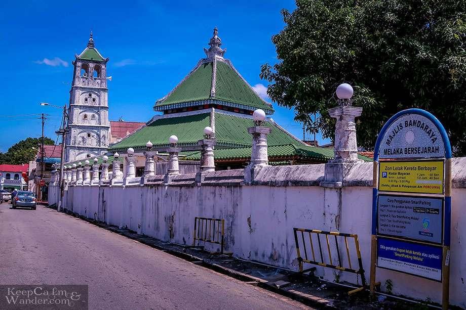 Masjid Kampung Kling - Things to do Malacca